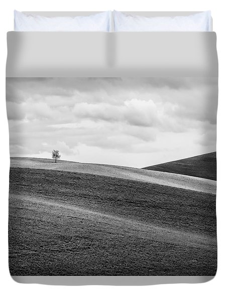 Lonesome Duvet Cover by Ryan Manuel