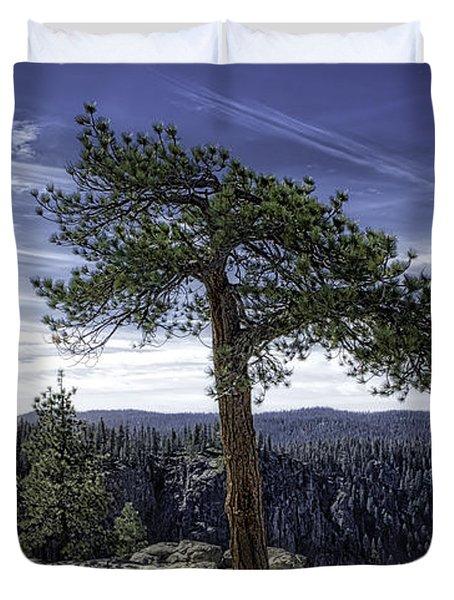 Lonesome Tree Duvet Cover