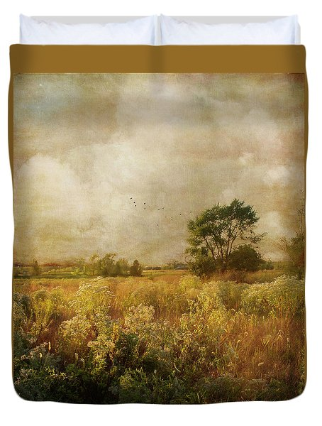 Long Ago And Far Away Duvet Cover