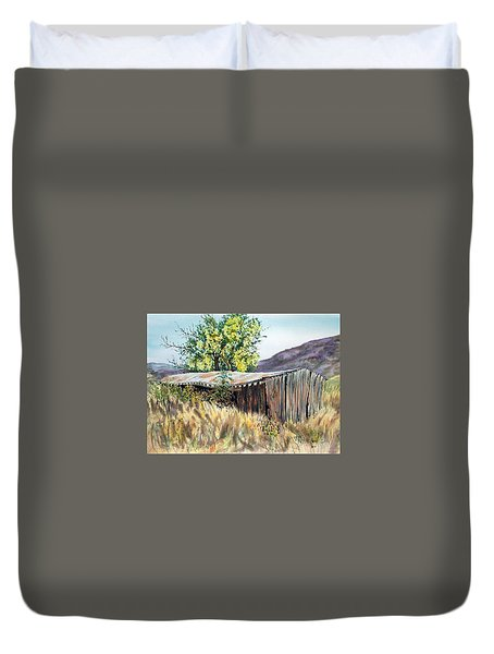 Long Barn Duvet Cover