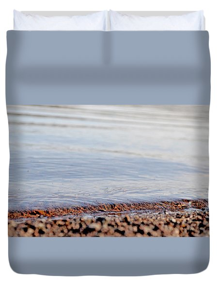 Long Pond Duvet Cover