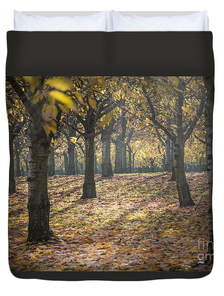 Long Shadow Duvet Cover