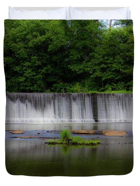 Long Waterfall Duvet Cover