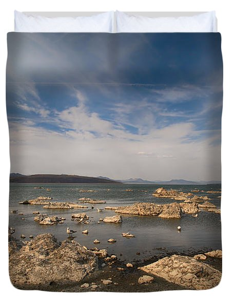 Longings Duvet Cover