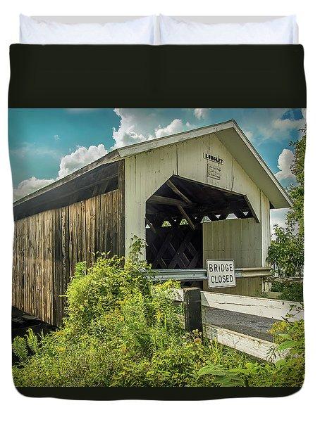 Longley Bridge Duvet Cover