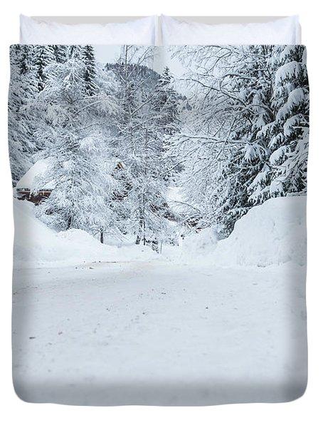 Lonly Road- Duvet Cover