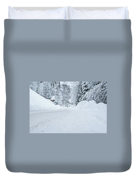 Lonly Road- Duvet Cover
