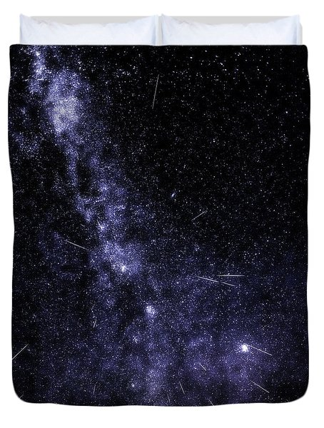 Look To The Heavens Duvet Cover