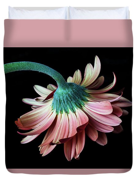 Looking Down Duvet Cover