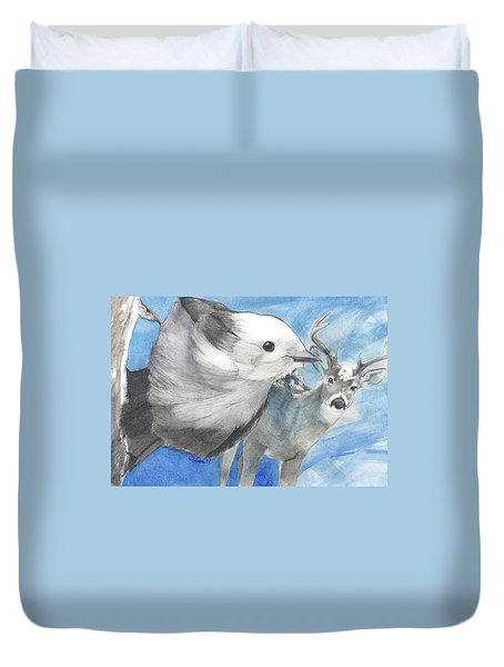 Lookout Duvet Cover