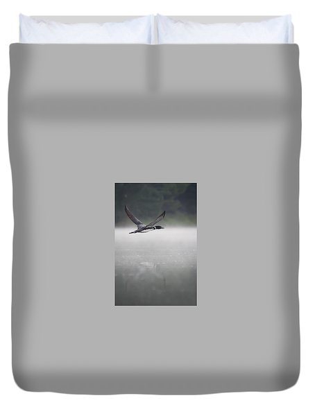 Loon 2 Duvet Cover