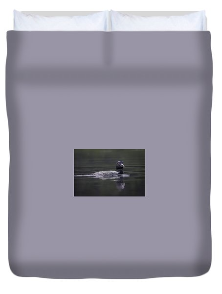 Loon 3 Duvet Cover