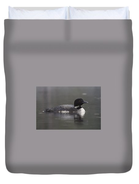 Loon 4 Duvet Cover