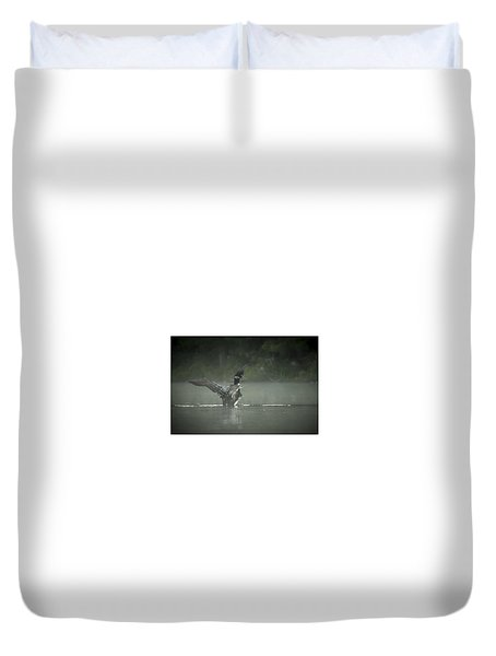 Loon 7 Duvet Cover
