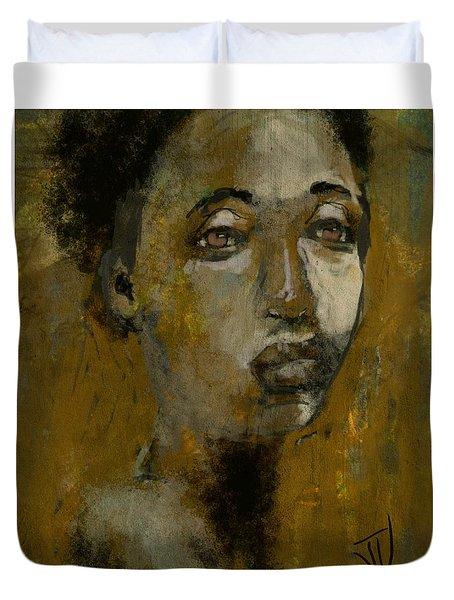 Loretta Duvet Cover