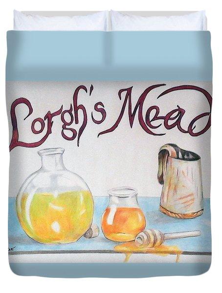 Lorgh's Mead Duvet Cover