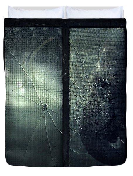 Lost Animals -  Series Nr.5 Duvet Cover