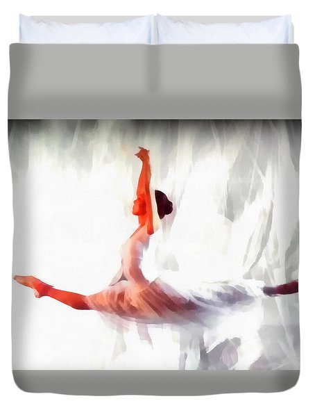 Lost In Motion - Celion Duvet Cover by Sir Josef - Social Critic -  Maha Art