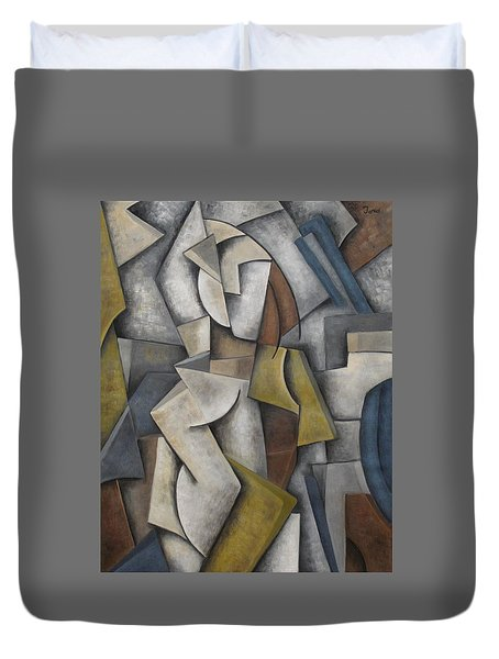 Lost In You Duvet Cover