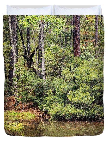 Lost Pond Duvet Cover