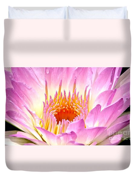 Lotus Trap Duvet Cover