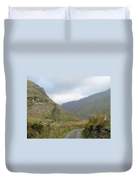 Lough Anascaul Duvet Cover