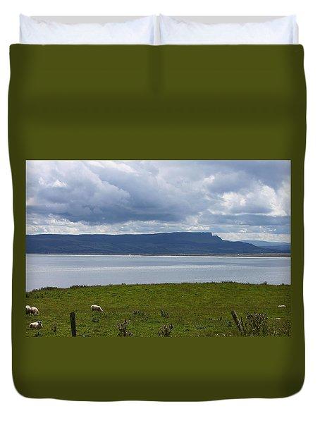 Lough Foyle 4171 Duvet Cover