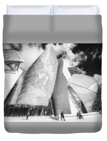 Louis Vuitton Paris II Duvet Cover