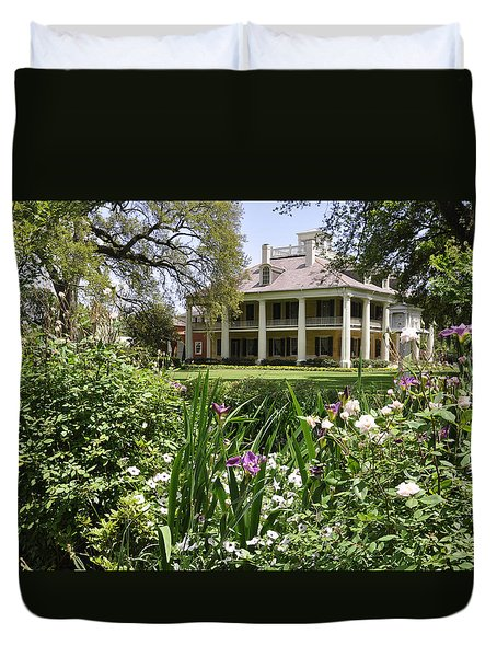Louisiana April Duvet Cover