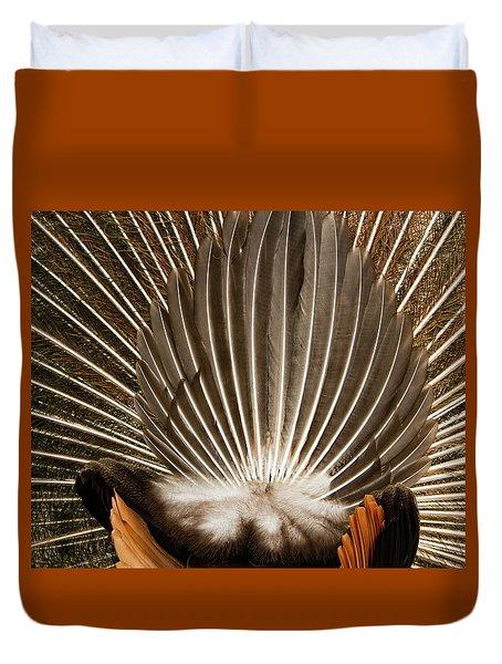 Louisianna Tail Duvet Cover