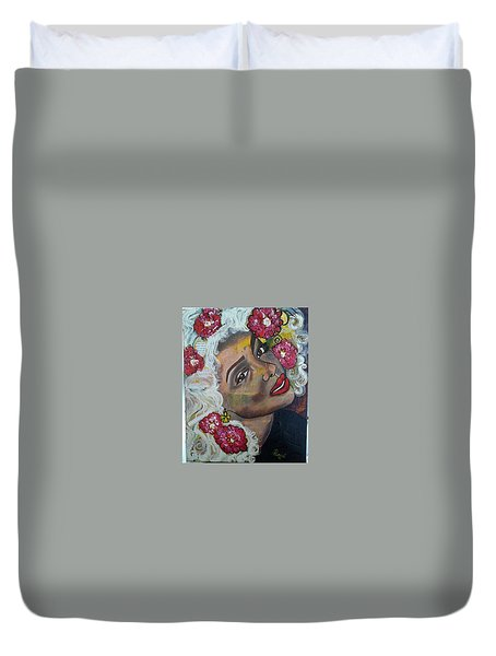 Love Called My Name Duvet Cover