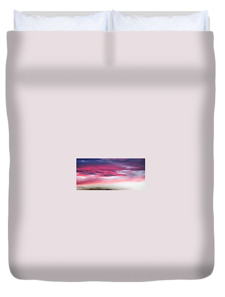 Love For Cora Duvet Cover