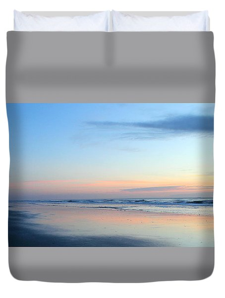 Love Is In My Life Duvet Cover