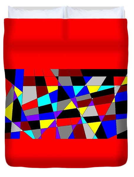 Love No. 14 Duvet Cover