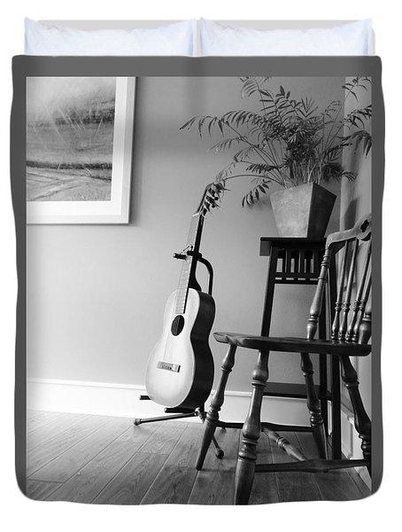 Love Strings Duvet Cover