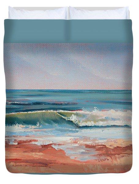 Love The Surf Duvet Cover