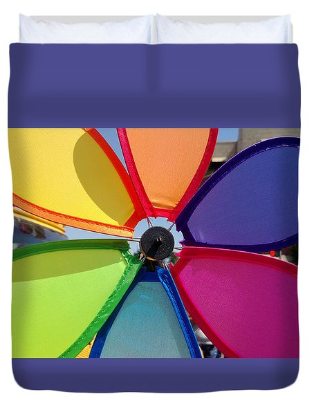 Love Wins Duvet Cover