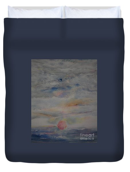 Love Without Promise Duvet Cover