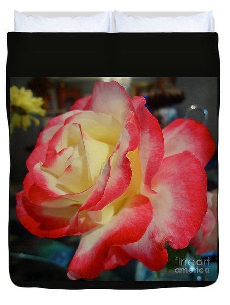 Lovely Rose Duvet Cover