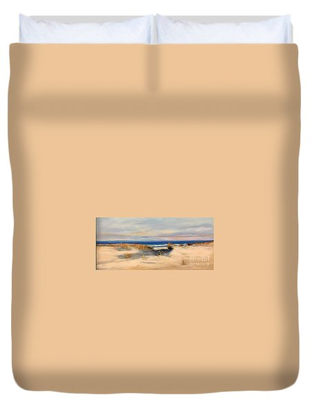 Lover's Key Duvet Cover