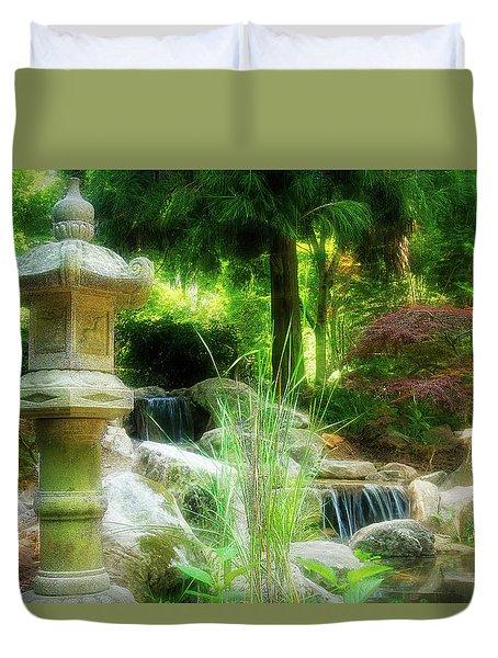 Loves Garden Duvet Cover