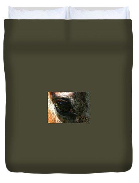 Loving Eye Duvet Cover