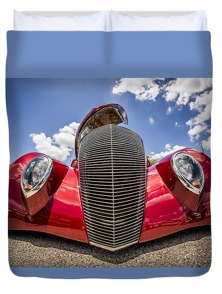 Low And Cool Duvet Cover