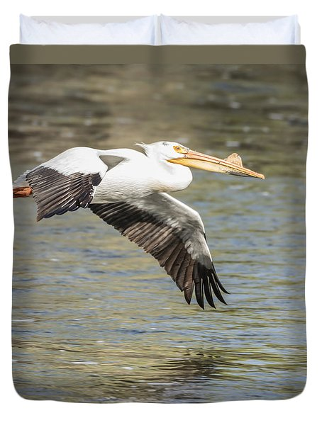 Low Flyer Duvet Cover