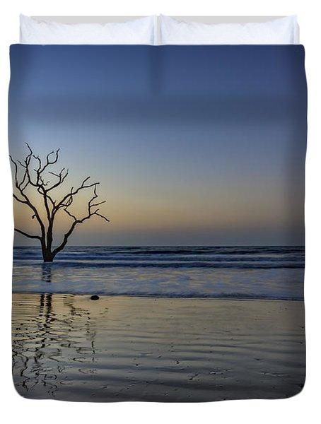 Low Tide Calm - Botany Bay Duvet Cover