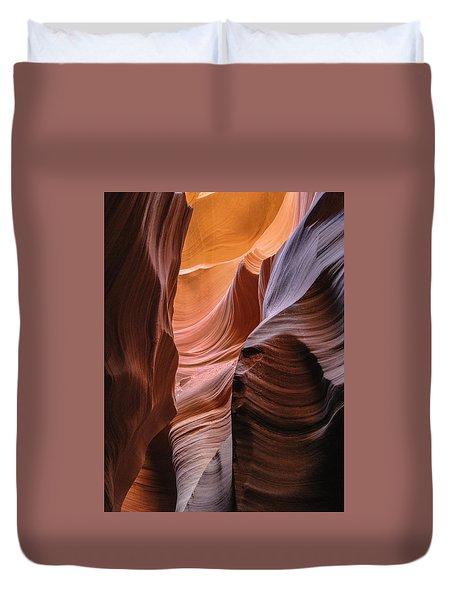 Lower Antelope Canyon Navajo Tribal Park #1 Duvet Cover