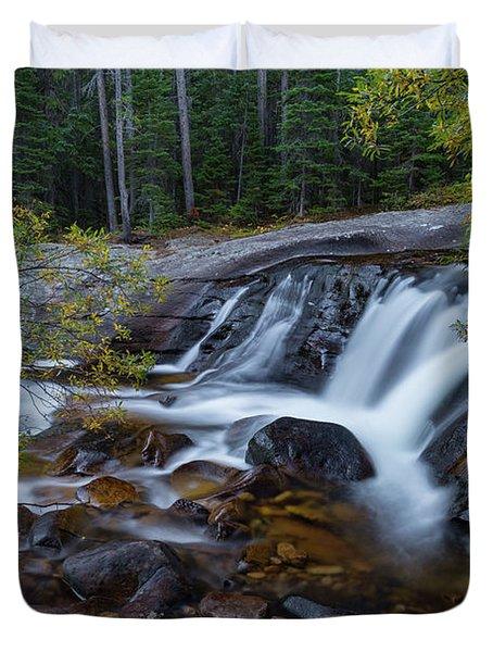 Lower Copeland Falls Duvet Cover