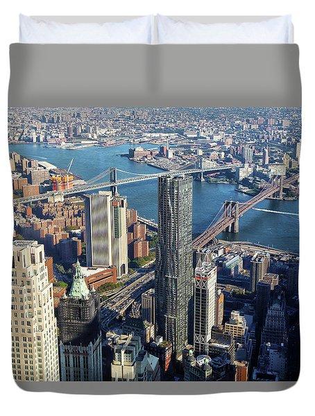 Lower East Side Duvet Cover