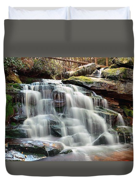 Lower Elakala Duvet Cover