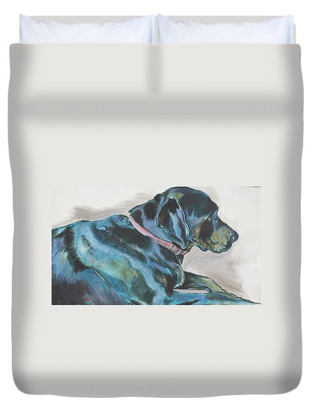 Loyalty Duvet Cover by Stephanie Come-Ryker